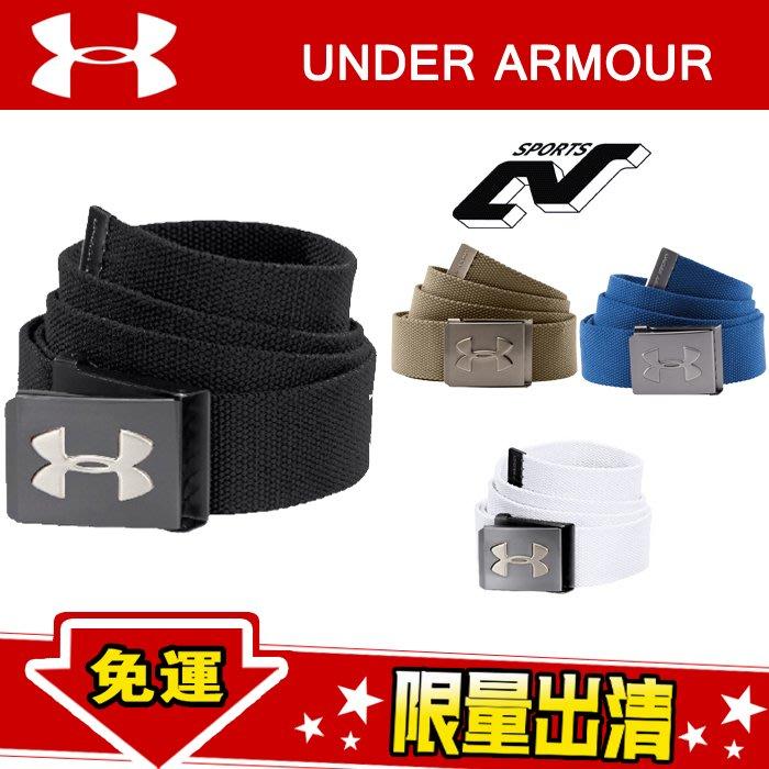Under Armour UA 安德瑪 男士商務腰帶 休閒皮帶 運動皮帶 腰帶 四色入