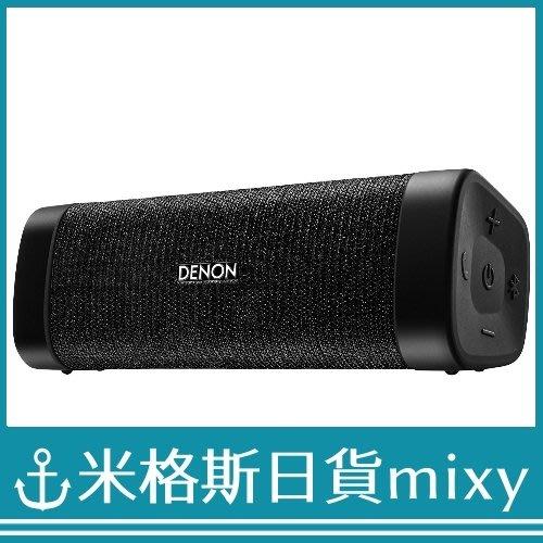 日本 DENON Envaya Pocket DSB50BT BK 高音質無線藍牙音響 喇叭 黑色【米格斯日貨mixy】