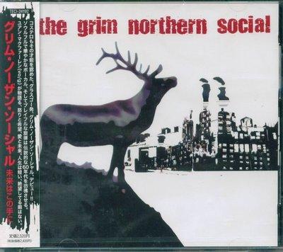 K - The Grim Northern Social - Grim - 日版 CD+2BONUS-NEW