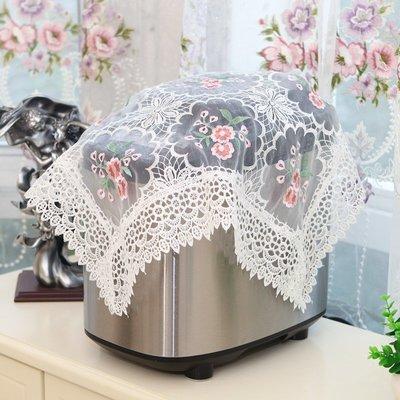LIOU栗欧~咖啡機面包機防塵罩電飯鍋茶具家用廚房蓋布鍋具通用防塵萬能蓋巾