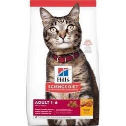 *☆╮艾咪寵物精品╭☆*希爾思 希爾斯 hills 成貓 10公斤 頂級照護 生命階段 雞肉配方 貓用乾糧