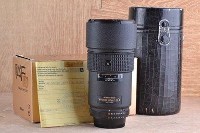 【品光攝影】尼康 Nikon NIKKOR AF 180mm F2.8 D ED EL#51305T