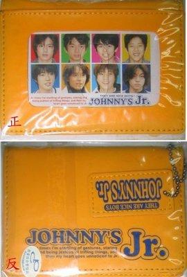 JOHNNY`S JR. 車票夾