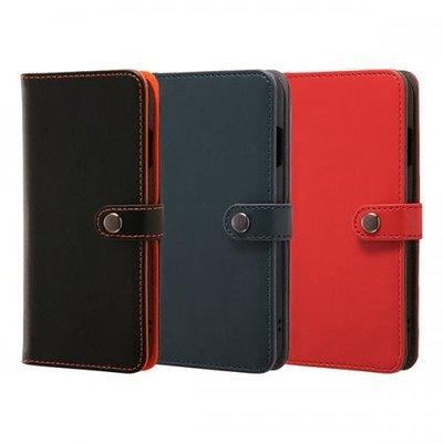 尼德斯Nydus 日本正版 翻頁皮套 手機殼 可立式 可插卡片 4.7吋 iPhone7 -共3色
