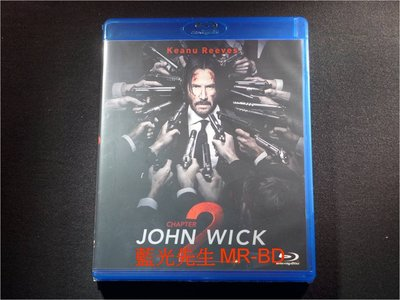 [藍光BD] - 捍衛任務2:殺神回歸 John Wick : Chapter 2