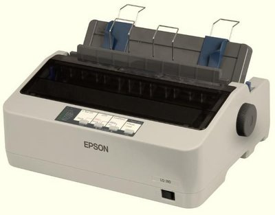 *3C百貨*(隨機送8支色帶6,500元及保固2年) EPSON LQ-310 點陣式印表機 (另LQ-690C)