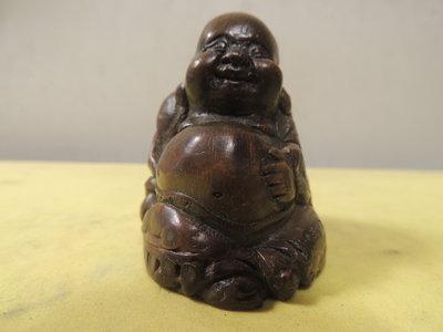 《儒藝城》老件竹雕人物 (O12)