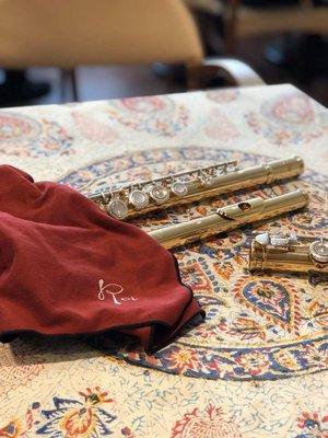 韓國 Roi- Pro Swab 超細緻編織擦拭布(大尺寸)愛護您的樂器從擦拭作起