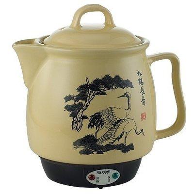 尚朋堂 3.8L陶瓷藥膳壺 御膳壺 煎藥壺 SS-3200