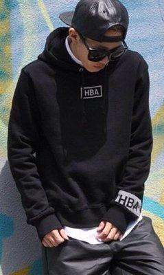 全新正品 Hood by air hba juicet w basic hoodie 帽TEE