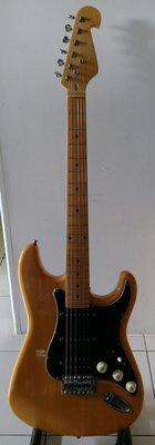 172  高級美國電吉他 Shelter USA ( 單單雙拾音器 )