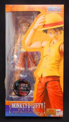 (N)開封品 Megahouse 海賊王 One Piece Vah Variable Action Heroes Luffy 路飛