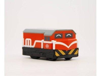 TRAIL 鐵支路 Q版迴力車 R100橘 QV007