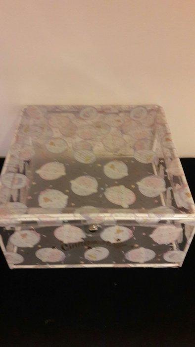 三麗鷗大耳狗桌上型收納盒