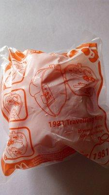 McDonald 麥當勞 Hello Kitty 35周年蘋果公仔 - 1981 (包平郵)