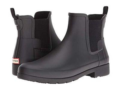 Hunter 雀兒喜精緻修身雨靴 男 Original Refined Slim Fit Chelsea Boots