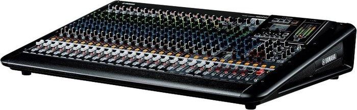 造韻樂器音響- JU-MUSIC - 全新 YAMAHA MGP24X 24軌專業級混音器 可連接iPhone/iPod