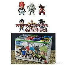 全新 行貨 龍珠超 Dragon Ball GT Z Adverge Part 8連9 全12種 孫悟空 比達 格比達 食玩 布洛尼 盒扭蛋 ug wcf