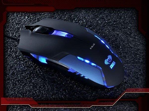 全新 E-3LUE 眼鏡蛇炫光版COBRA II基礎版滑鼠 CS FS CF 魔獸 暗黑 3 LoL