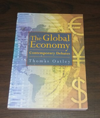 The Global Economy Contemporary Debates/Thomas Oatley◎(BB43)
