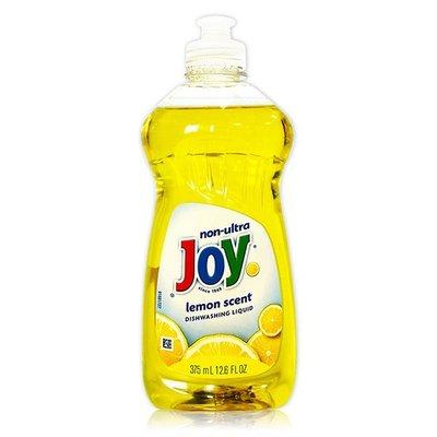 美國 JOY檸檬洗碗精 12.6oz/375ml
