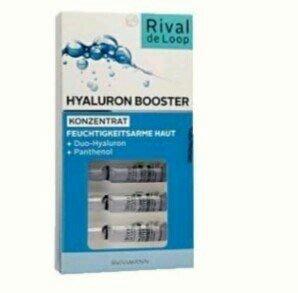 德國Rossmann-Rival de loop 安瓶-波尿酸鎖水保濕安瓶2ml×7-精華液