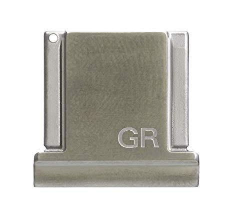 理光 RICOH GK-1 (DG) 金屬熱靴蓋 GK1 公司貨 GR III 原廠配件 熱靴 GR3 銀色 熱靴