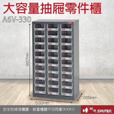 A6V-330 樹德 30格抽屜 裝潢...