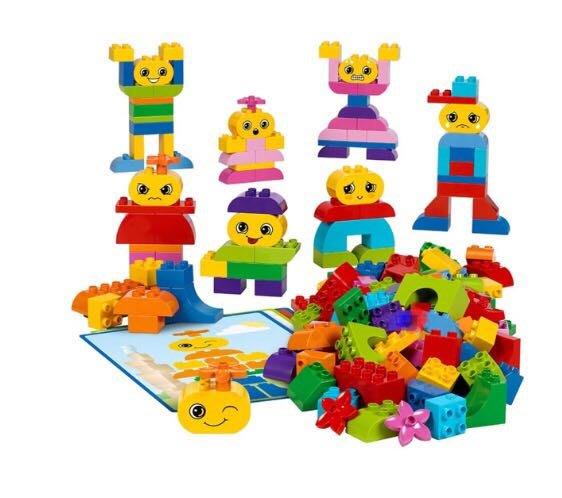 LEGO-Lt45018~得寶教育系列Duplo Education-認識情緒