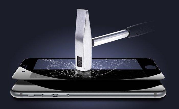 ☆新品促銷☆ iPhone7 5.5吋 高品質 滿版 ((3D全膠)) 全包覆 防爆 保護貼 另有玻璃弧面貼I6 I6P