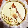 藝雀-給自己一個機會,表達內心羞澀的感動~手繪乳酪蛋糕~