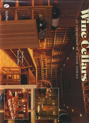 【易成中古書】《Wine Cellars:An Exploration 》0764319655精裝大本│638