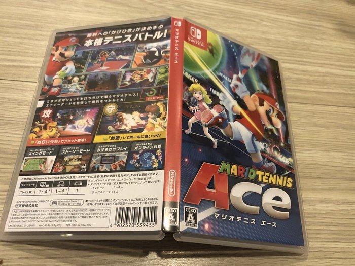 Nintendo Switch NS 瑪利歐網球 王牌高手 Mario Tennis Ace 中文版  售1450