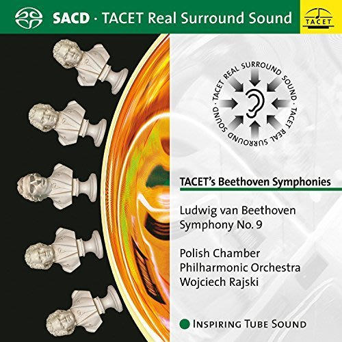 【SACD】貝多芬第九號交響曲 / 波蘭室內愛樂管絃樂團 --- TACETS219