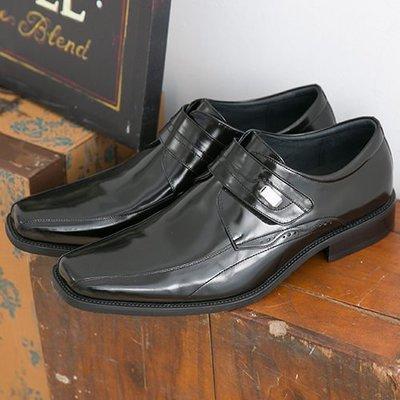 Ovan 男款 亮面壓紋 MIT手工舒適皮鞋 牛津皮鞋