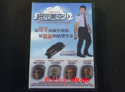 [DVD] - 超完美空少 Larry Gaye:Renegade Male Flight Attend (台聖正版 )