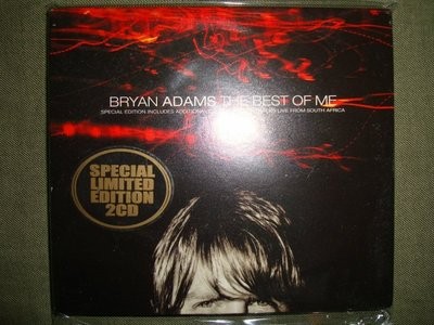 布萊恩亞當斯 BRYAN ADAMS 超越自我 抒情搖滾 精選輯 2CD 絕版 現貨