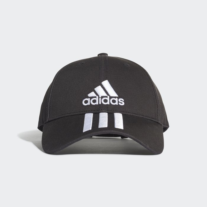 【IMPRESSION】ADIDAS CAP 可調式 運動帽子 愛迪達 老帽 電繡 刺繡 三條線