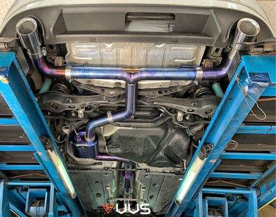 VVS GTI 5 6 7 7.5 鈦合金 app電子閥門排氣管 (全車系歡迎詢問)