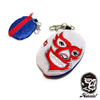 『Haoming』Mask Coin Case 2015AW 零錢包 COLOR G