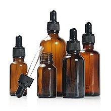 玻璃瓶 精油瓶 10ml 棕色 擠壓瓶 滴管 空瓶 方便攜帶~萬能百貨
