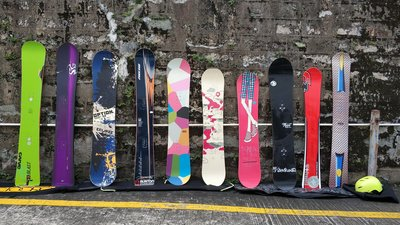 Snowboard 滑雪板
