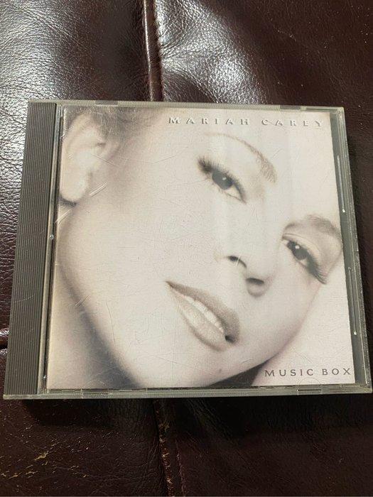 瑪麗亞凱莉黃金版CD九成新