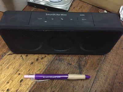 【強強二手商品】BOSE SoundLink mini  a30n 全音域 藍芽 無線 隨身 喇叭
