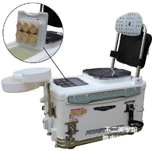 【格倫雅】^升級款 升降腳臺釣箱(JM2900)垂釣用品釣魚椅釣魚箱釣臺 小掛1202