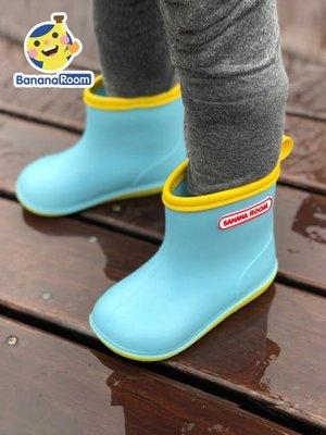 兒童雨鞋男童女童小童中大童幼兒園寶寶小孩小學生水鞋膠鞋套鞋-奇妙世界Al免運 新品