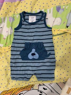 Baby Gap可愛小熊連身衣、兔裝、包屁衣,嬰幼兒適穿