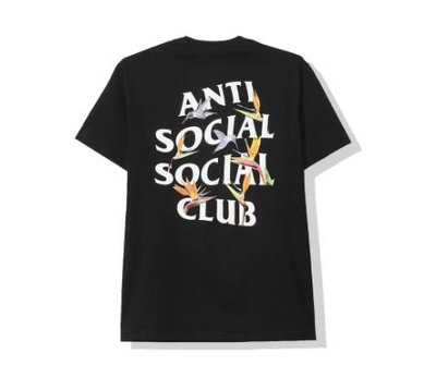 ☆AirRoom☆【現貨】Anti Social Social Club Pair Of Dice Tee 小鳥 短T