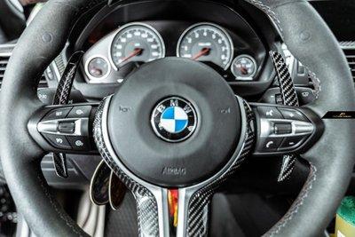 【政銓企業有限公司】BMW F80 M3 F82 F83 M4 卡夢 方向盤 換檔撥片 快撥片 現貨供應 免費安裝