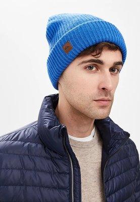 Quiksilver Routine Beanie 羊毛混紡 毛帽 針織帽 保暖 藍色 全新 現貨 保證正品